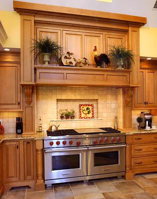 decoracion de cocinas en madera