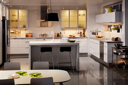 Fotos de cocinas con decoraci n moderna for Diseno y decoracion de cocinas