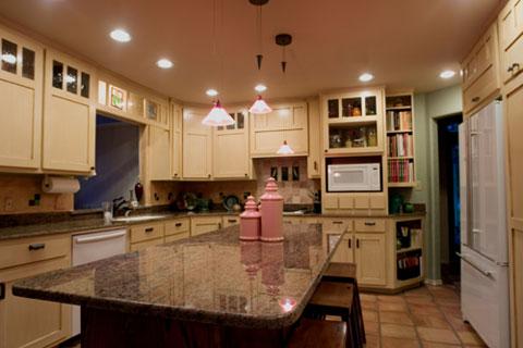 Fotos de cocinas con marmol for Modelos de marmol para cocina