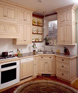 cocinas estilo clasico