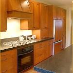 Fotos de cocinas con decoración en madera