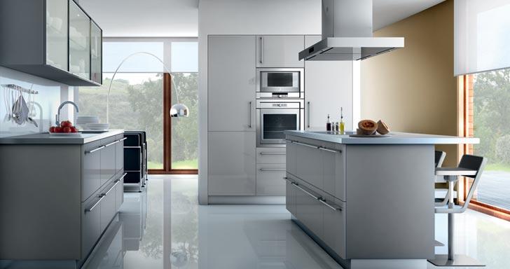 Precios de cocinas modernas en europa for Catalogo cocinas integrales modernas