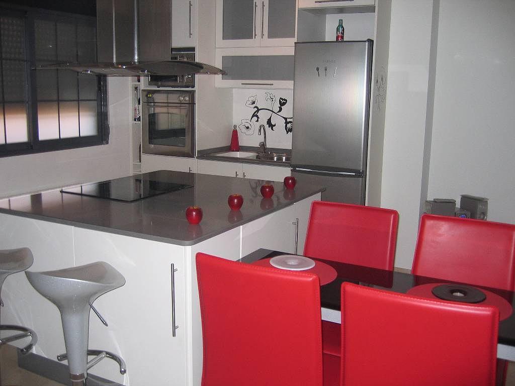 Decoraci n de cocinas ultramodernas blancas for Comedores y cocinas modernas