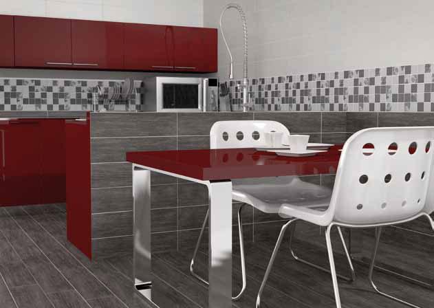 La cualidad principal de los azulejos para cocinas modernas - Azulejos de cocina fotos ...