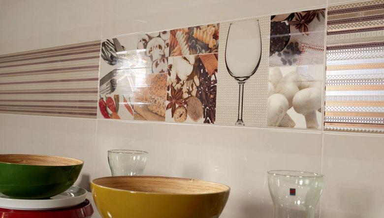 La cualidad principal de los azulejos para cocinas modernas - Azulejos decorados para cocina ...