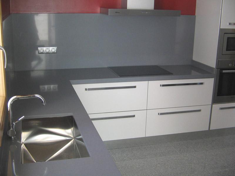 Encimeras de cocina durables y resistentes - Encimeras de marmol para cocinas ...