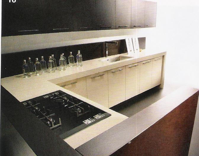 Encimeras de cocina durables y resistentes - Sobre encimera cocina ...