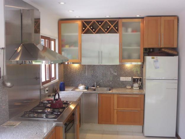 Muebles aereos de cocina en madera 20170722215303 for Muebles de cocina baratos en zaragoza