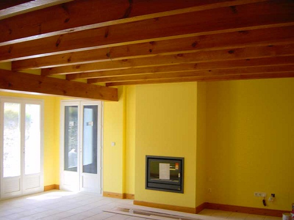 Decoraci n de interiores pintura for Decoracion de interiores en pintura