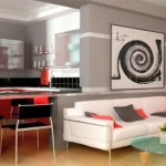 Decoración de cocinas modernas - La combinación de colores