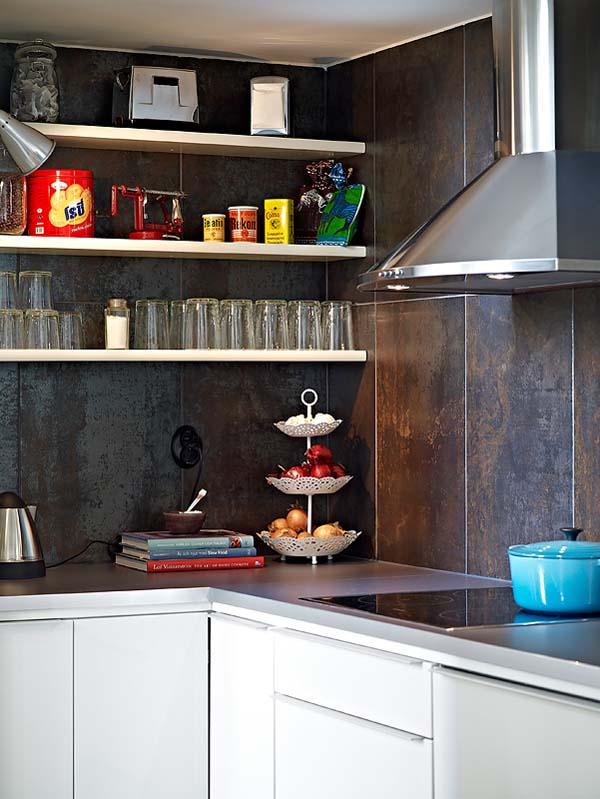 Decoracion con cosas de uso propio y utilidades en casa y for Disena tu cocina