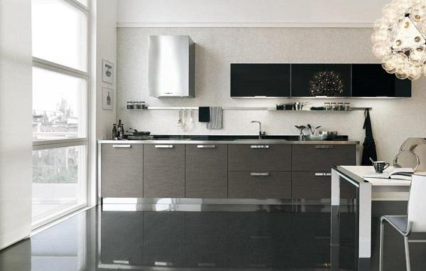 Foto de Cocina moderna decoración