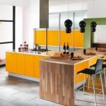 Cocina moderna decoración