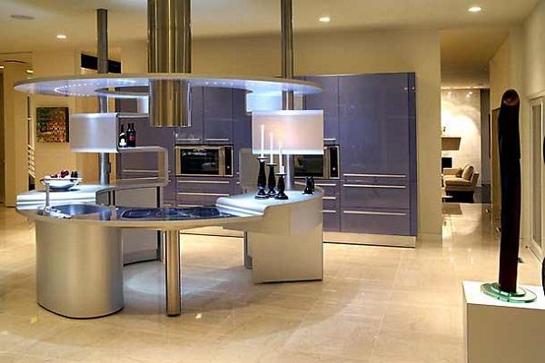 Decoraci n cocina moderna for Decoracion de cocinas modernas