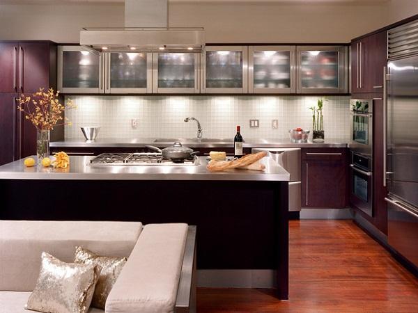 Decoraci n cocina moderna for Deco cocinas modernas
