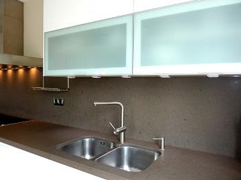 Zonas de una cocina lavado for Bachas de cocina precios