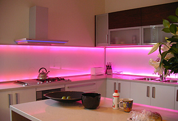 Tecnolog a y vanguardia en la iluminaci n de cocinas for La cocina moderna y de vanguardia