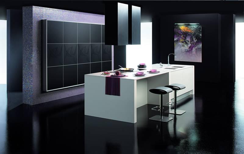 Como dise ar cocinas de grandes dimensiones for Cocinas integrales grandes modernas